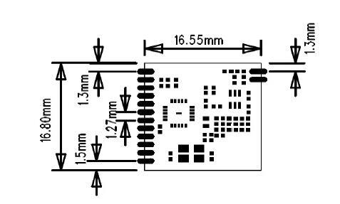 si4432收发模块