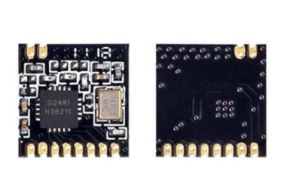 介绍NRF24L01+无线模块资料